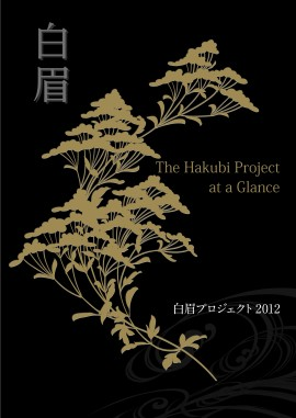 "Fiscal year 2012 ""The Hakubi Project at a Glance""(2013)"