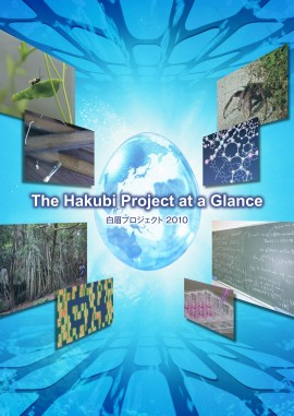 "Fiscal year 2010 ""The Hakubi Project at a Glance""(2011)"